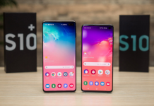 Samsung Galaxy S10 dan S10 Plus